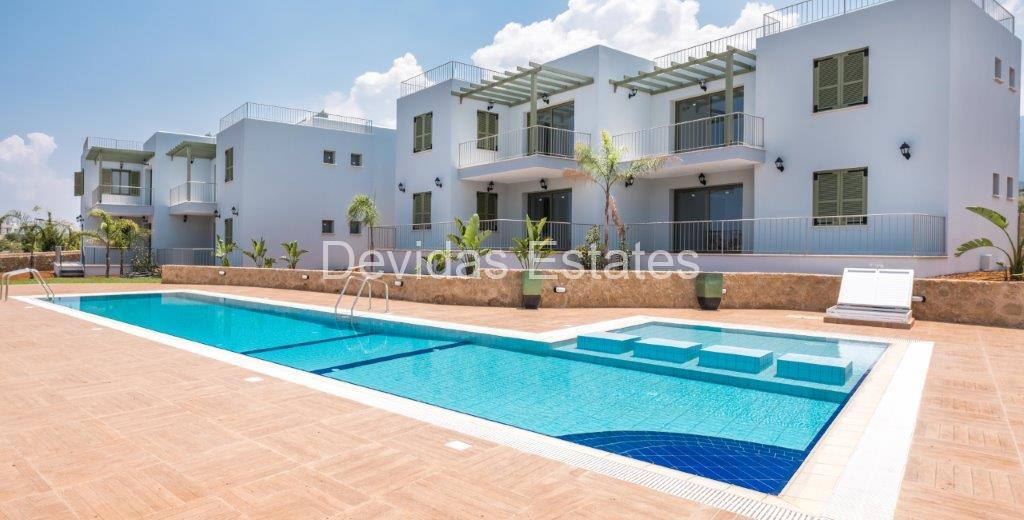 For Sale: An Exlusive 2+1 Sea Side Apartments