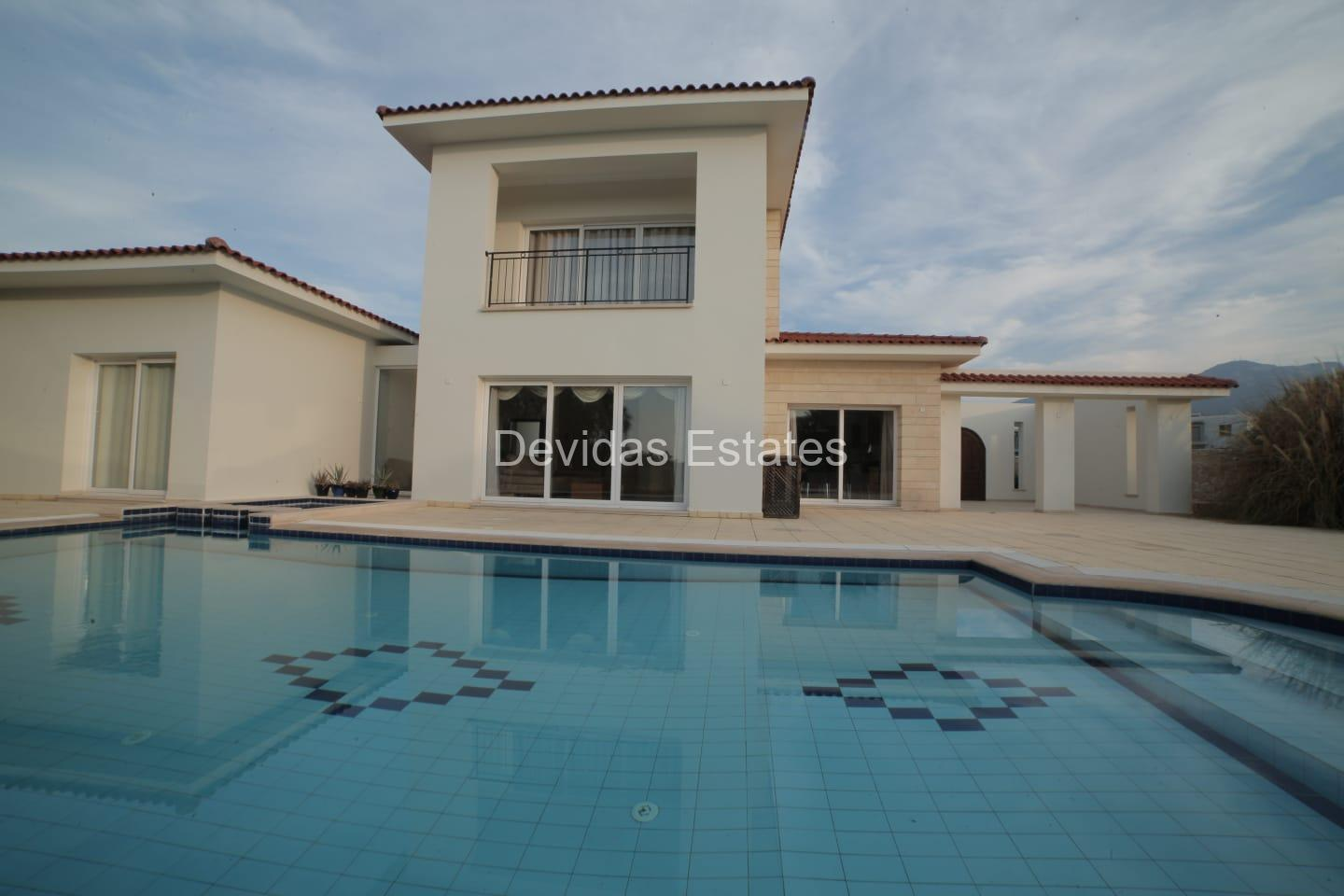For Sale|3 BR With  prvate pool|Esentepe Kyrenia